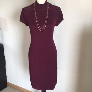 AB Studio Sweater Dress